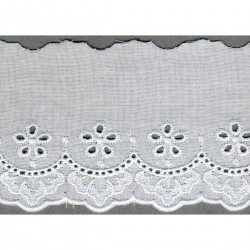Broderie anglaise 73mm