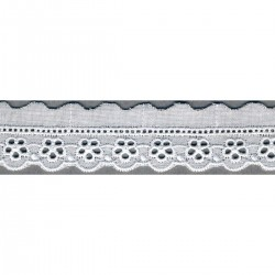 Broderie anglaise 33mm