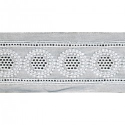 Broderie anglaise 45 mm
