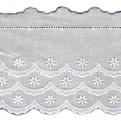 Broderie anglaise 85 mm