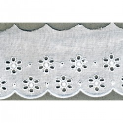 Broderie anglaise 50 mm
