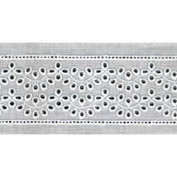 Broderie anglaise 57 mm