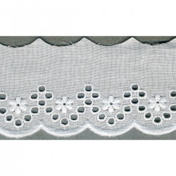 Broderie anglaise 55mm