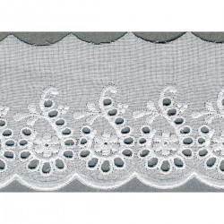 Broderie anglaise 70mm