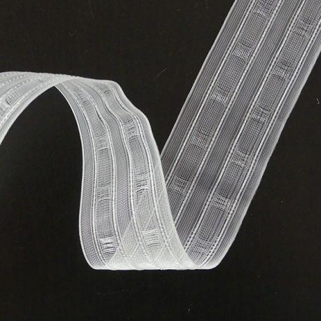 Ruban Fronceur Transparent