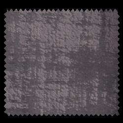 Tissu Illusion Velours Frappé Titane