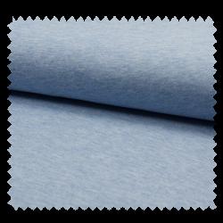 Tissu Coton Melangé Bleu Clair