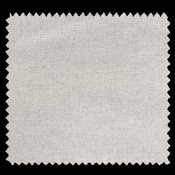 Tissu Cubex Lurex Enduit Argent