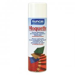 Produit Nuncas Moquette Mousse Nettoyante 500ml
