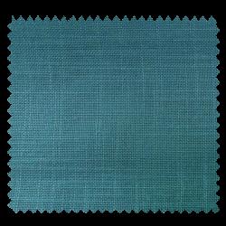 Tissu Veronica Bleu Paon