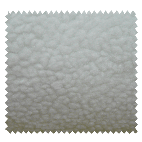 Tissu Fausse Fourrure Mouton Borreguito Blanc