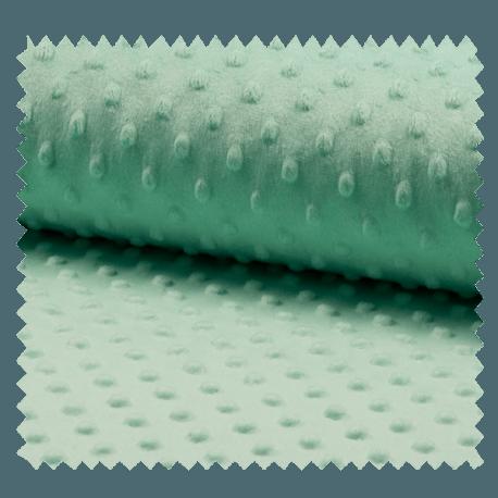 Tissu Bubble Menthe