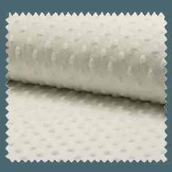 Tissu Bubble Ivoire