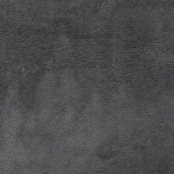 Tissu Micro Eponge Bambou Gris Foncé