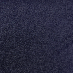 Tissu Micro Eponge Bambou Indigo