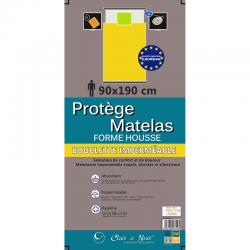 Protège Matelas Cactus Bouclette Imperméable