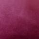 Tissu Velours Uni Bordeaux