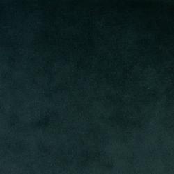 Tissu Velours Uni Bleu Paon