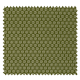 Tissu Imprimé Floralie Kaki