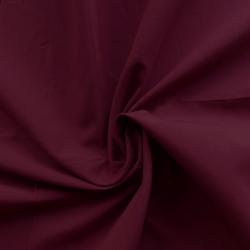 Tissu Popeline Uni Purple