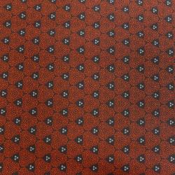Tissu Kauai Cretonne Rouge