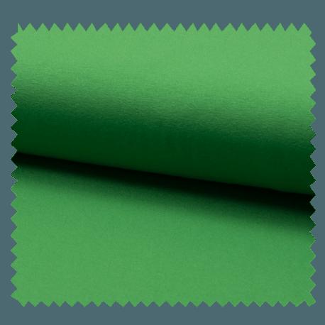 Tissu Tricot Luxe Uni Gazon