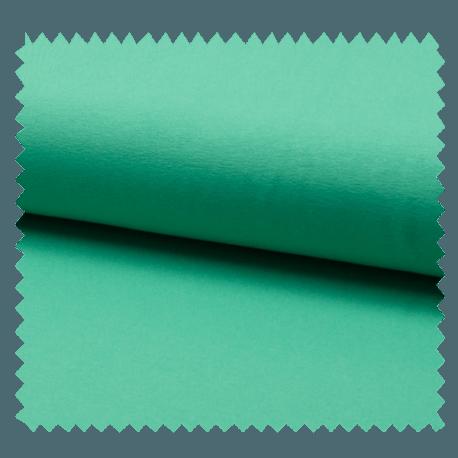 Tissu Tricot Luxe Uni Vert d'eau