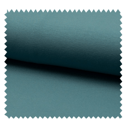Tissu Tricot Luxe Uni Bleu Gris