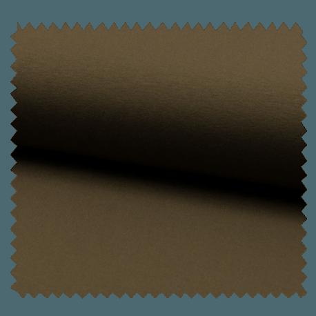 Tissu Tricot Luxe Uni Marron