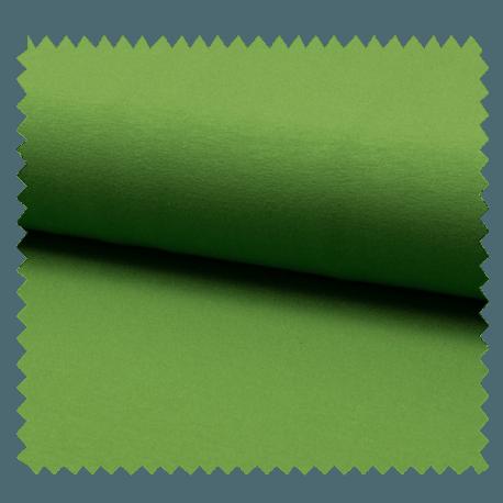 Tissu Tricot Luxe Uni Kiwi