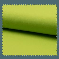 Tissu Tricot Luxe Uni Anis