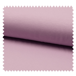 Tissu Tricot Luxe Uni Mauve