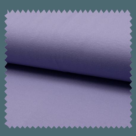 Tissu Tricot Luxe Uni Lilas