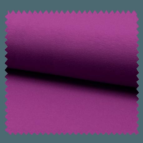 Tissu Tricot Luxe Uni Violette