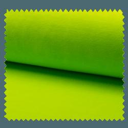 Tissu Jersey Velours Nicky Uni Citron
