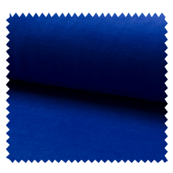 Tissu Jersey Velours Nicky Uni Royal