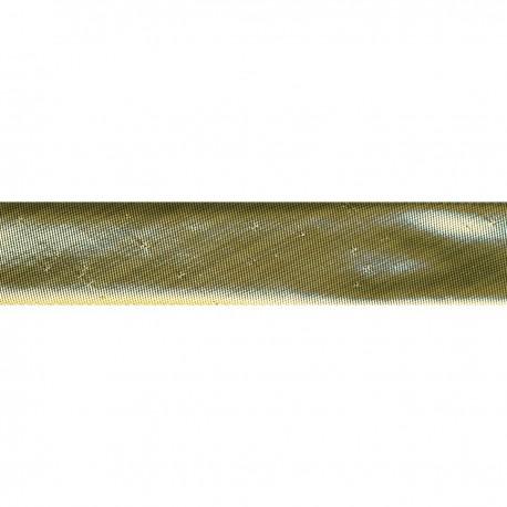 Biais replié métal