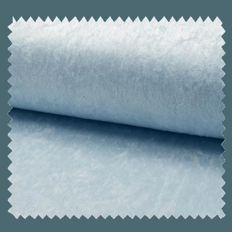 Paillasson Géométrique Bleu 40x60 Cm