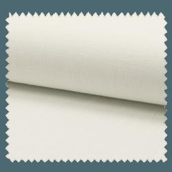 Tissu Lin Uni Blanc