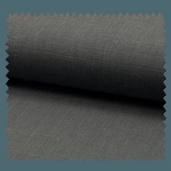 Tissu Lin Uni Mid Grey