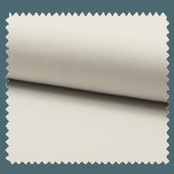 Tissu Gabardine Uni Blanc Optique