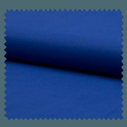 Voile De Coton Uni Royal
