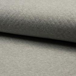 Tissu Diamond Gris Moyen