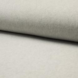Tissu Polaire Bio Gris Moyen