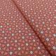 Tissu Ceramik Cretonne Corail