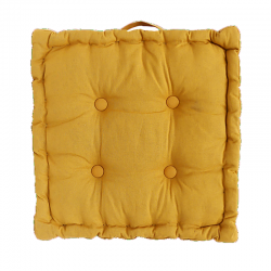 Coussin Tapissier Neo Moutarde