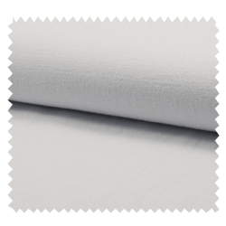 Tissu Lin Lavé Blanc Optique