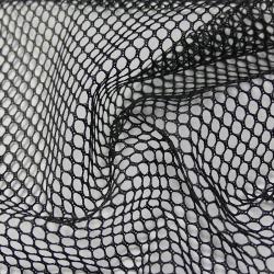 Tissu Felix Filet Mesh Noir