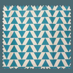 Bâche Deperlante Triangle Aqua