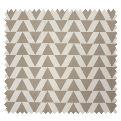 Bâche Deperlante Triangle Taupe